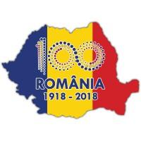 Autocolant Harta Romaniei