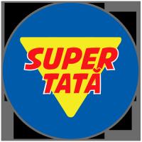Autocolant Super Tata