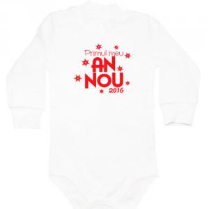 Body bebe Primul meu An Nou personalizat