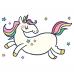 Body bebe Unicorn