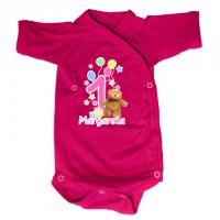 Body bebe personalizat Ursulet 1 anisor