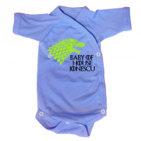 Body Baby of house (personalizat)