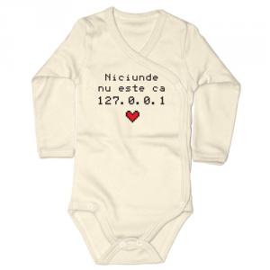 Body bebe Niciunde nu este ca 127.0.0.1