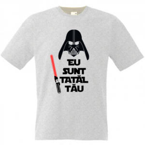 Tricou Eu sunt tatal tau