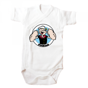 Body bebe Popeye