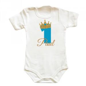 Body bebe personalizat Print - 1 anisor