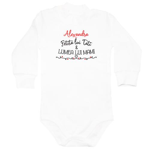 Body bebe Fetita lui Tati, lumea lui Mami