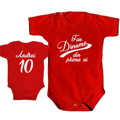 Body bebe Fan Dinamo