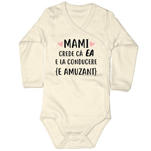 Body bebe Mami la conducere