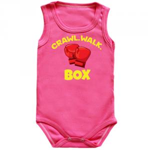 Body Crawl. Walk. Box.