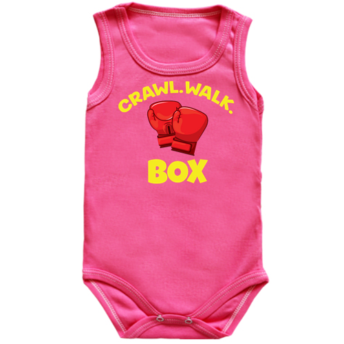 Body Crawl. Walk. Box.