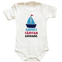 Body bebe Capitan adorabil