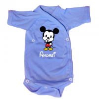 Body bebe Minnie sau Mickey