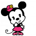 Body bebe Minnie sau Mickey