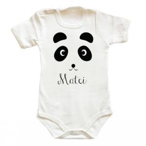 Body bebe personalizat Panda