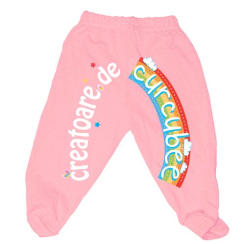 Pantalonas bebe Creatoare de curcubee