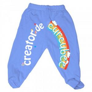Pantalonas bebe Creator de curcubee