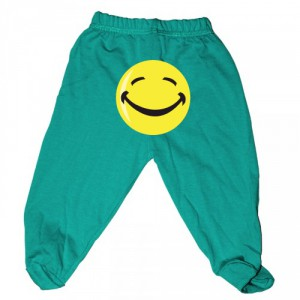 Pantalonas bebe Smiley