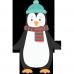 Body bebe Pinguin (cu numele ei/lui)