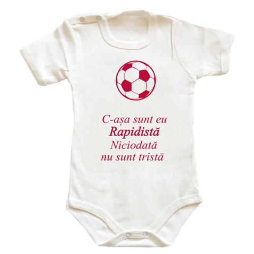 Body bebe Rapidista