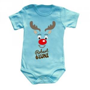 Body bebe personalizat Ren