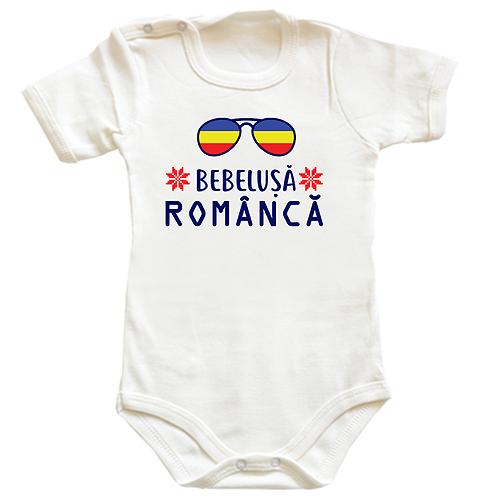 Body bebe Bebelusa romanca