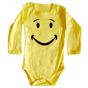 Body bebe Smiley