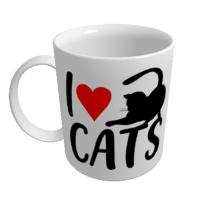 Cana I love cats