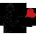 Cana Balon in forma de inima (pentru el)