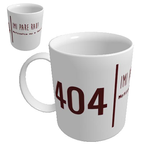Cana Eroare 404