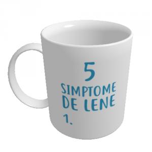 Cana 5 Simptome de lene