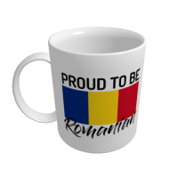 Cana Proud to be Romanian