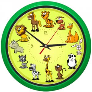 Ceas Animalute desenate