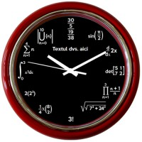 Ceas Calcule matematice complexe