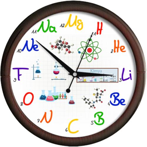 Ceas de chimie cu experimente