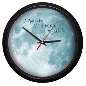 Ceas cu luna