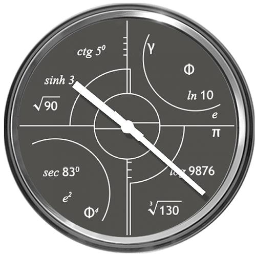 Ceas Matematica constante