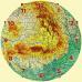 Ceas Harta Romaniei