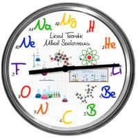 Ceas de chimie cu experimente (cu textul dvs.)