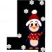 Ghetuta personalizata Pinguin