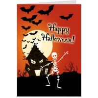 Felicitare Happy Halloween