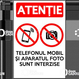 Indicator Telefon mobil si aparat foto