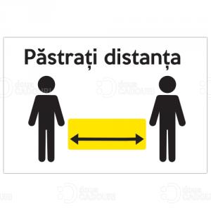 Indicator Pastrati distanta