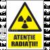 Indicator Atentie radiatii