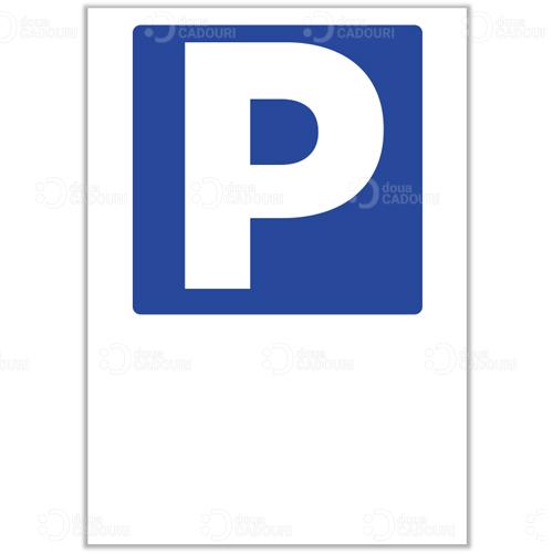 Indicator Parcare personalizat
