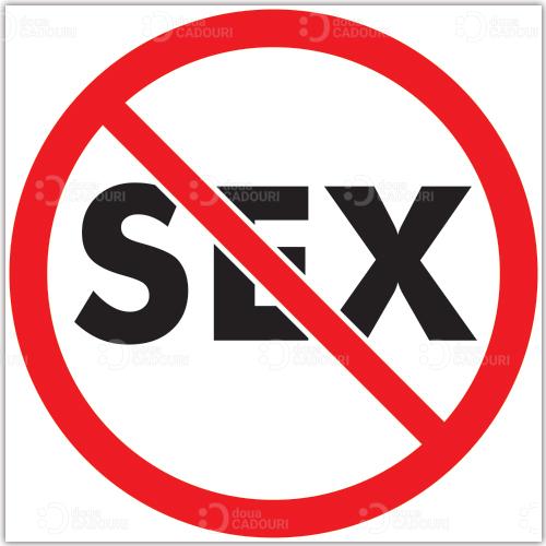 Indicator amuzant Interzis pentru sex