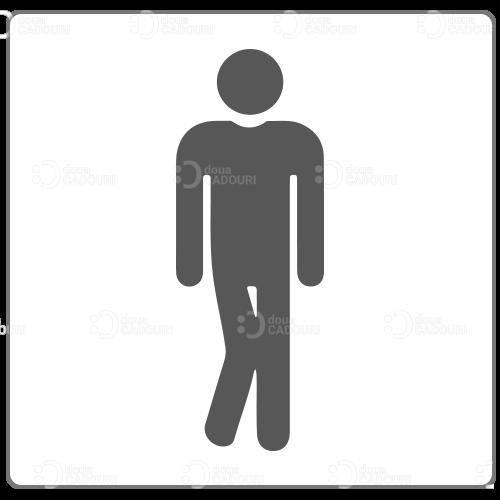 Indicator Toaleta barbati (urgenta)