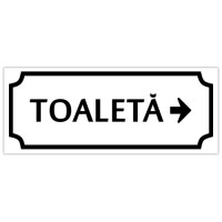 Indicator Toaleta (dreapta)