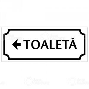 Indicator Toaleta (stanga)