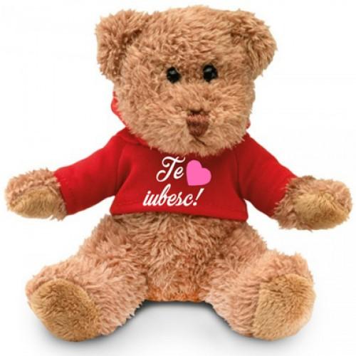Ursulet de plus Te iubesc